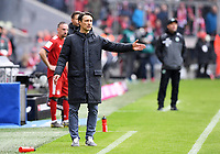 Fussball  1. Bundesliga  Saison 2018/2019  32. Spieltag  FC Bayern Muenchen - Hannover 96     04.05.2019 Trainer Niko Kovac (FC Bayern Muenchen) ----DFL regulations prohibit any use of photographs as image sequences and/or quasi-video.----