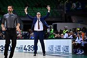 Walter De Raffaele of Umana Reyer Venezia   <br /> Umana Reyer Venezia - Banco di Sardegna Sassari<br /> Postemobile Final Eight 2019 Zurich Connect<br /> Basket Serie A LBA 2018/2019<br /> FIRENZE, ITALY - 15 February 2019<br /> Foto Mattia Ozbot / Ciamillo-Castoria