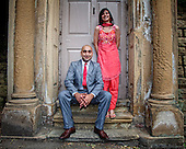 Anu & Ranjit Location Portraits