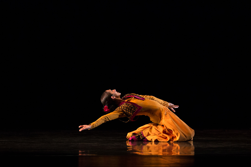 *Cante Flamenco* | Creator: Jane Dudley | Choreography & Dancer: Christina Sanchez