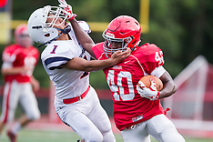08/18/16 HS FB Bridgeport vs. Parkersburg South