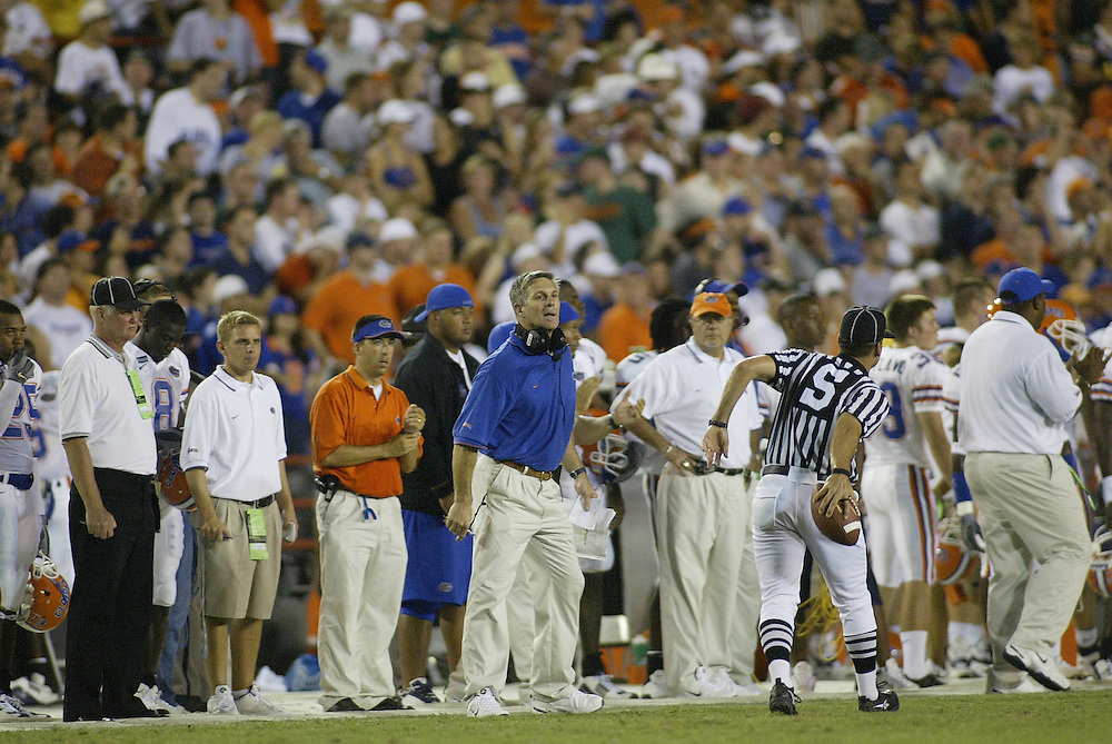 2003 UNIVERSITY OF FLORIDA Football