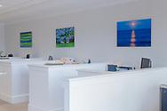 """Jake Rajs Prints, Sotheby's International Bridgehampton, NY 24""""x36"""" print, Face Mounted on Plexigalss"""
