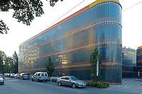 ZMB - Zentrum für molekulare Biowissenschaften, Graz.Architektur: Arge ZMB Graz