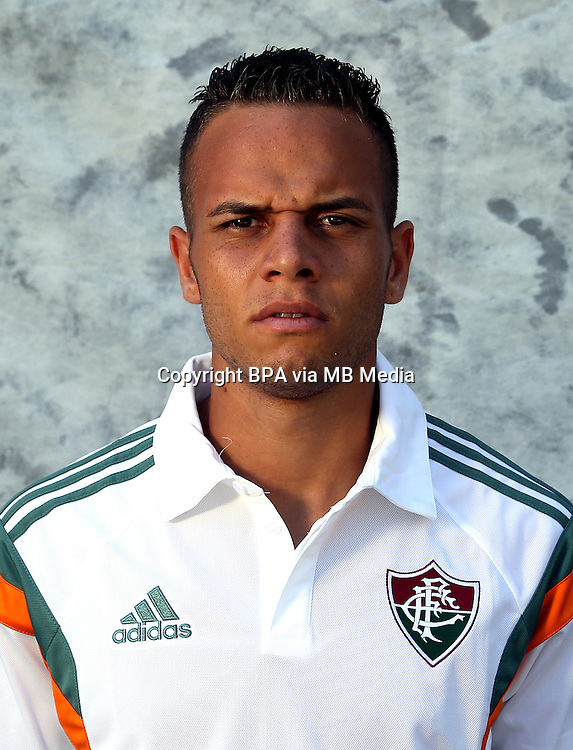 Brazilian Football League Serie A / <br /> ( Fluminense Football Club ) - <br /> Rafael Gimenes da Silva &quot; Rafinha &quot;
