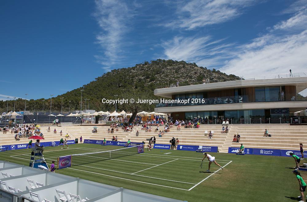 Mallorca Open 2016<br /> <br />  -  -  WTA -  Santa Ponca Tennis Club - Santa Ponsa -  - Spanien  - 15 June 2016.
