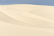 The Eureka Dunes in Death Valley National Park, Calif., on April 5, 2013.