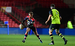 Callum Sheedy of Bristol Rugby in action  - Mandatory by-line: Alex Davidson/JMP - 08/12/2017 - RUGBY - Ashton Gate Stadium - Bristol, England - Bristol Rugby v Leinster 'A' - B&I Cup