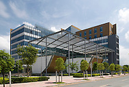 Hong Kong university campus in Shenzhen (China). Architects: Aedas HK