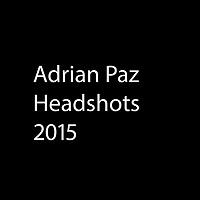 Adrian Paz Headshots