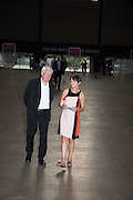 MICHAEL CRAIG-MARTIN; ELIZABETH BROOKS, The £100,000 Art Fund Prize for the Museum of the Year,   Tate Modern, London. 1 July 2015