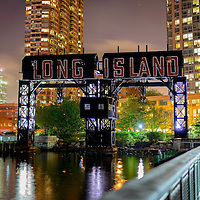 Panorama -Long Island City - Roosevelt Island