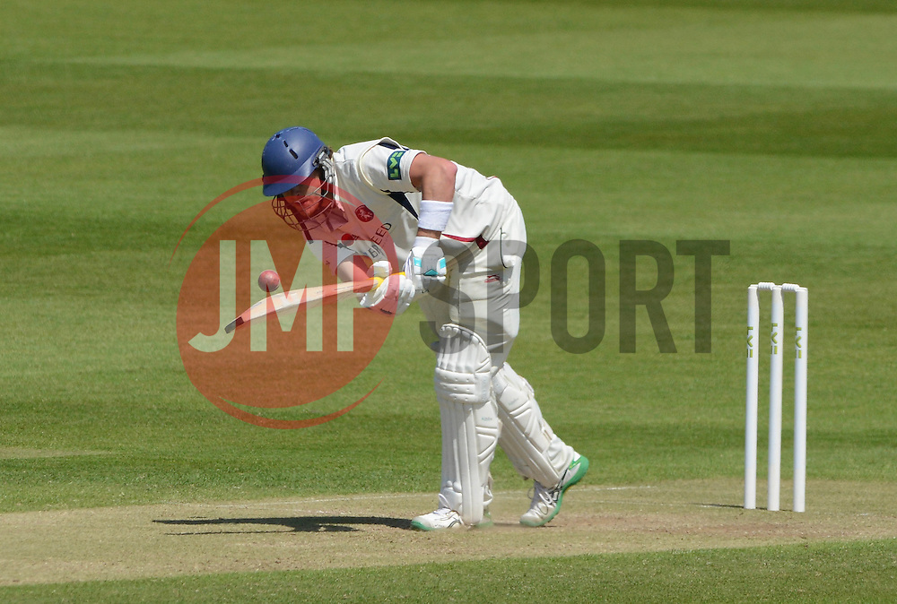 Brendan Nash of Kent bats - Photo mandatory by-line: Dougie Allward/JMP - Mobile: 07966 386802 - 21/05/2015 - SPORT - Cricket - Bristol - County Ground - Gloucestershire v Kent - LV=County Cricket