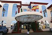 Madagascar, Northern Madagascar, Antsiranana (Diego-Suarez) Grand Hotel
