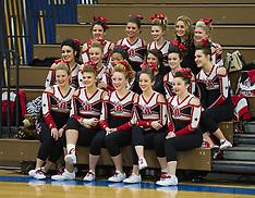 11/08/14 Region II Class AA Cheerleading