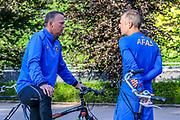 coach John van den Brom of AZ
