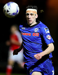 Rochdale's Peter Vincenti - Photo mandatory by-line: Matt McNulty/JMP - Mobile: 07966 386802 - 03/03/2015 - SPORT - football - Rochdale - Spotland Stadium - Rochdale v Crewe Alexandra - Sky Bet League One