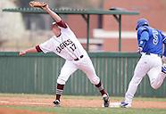 OC Baseball vs St. Mary's University - 3/21/2013