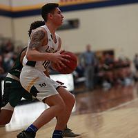 Men's Basketball: Lakeland University Muskies vs. Wisconsin Lutheran College Warriors