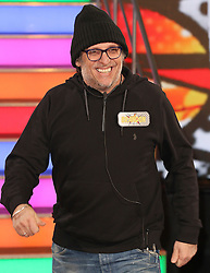 © Licensed to London News Pictures. 03/01/2017. London, UK, Brandon Block, Celebrity Big Brother: WInter 2017 - Live Launch Show, Photo credit: Brett Cove/LNP