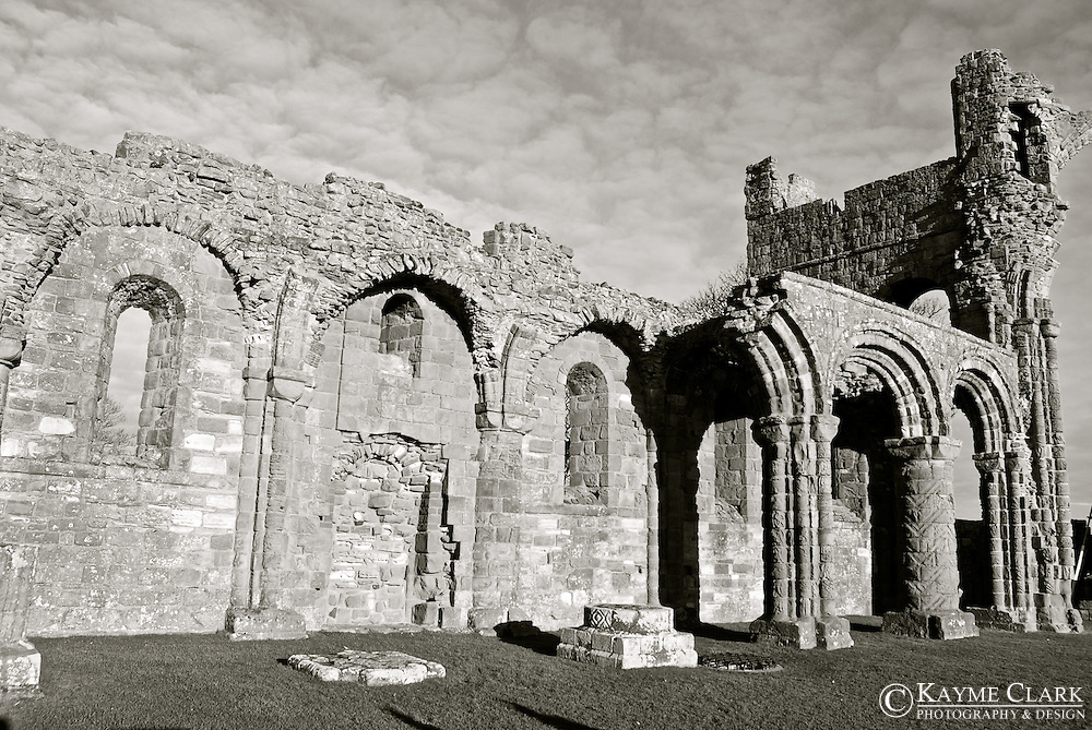 Lindisfarne Priory - Beal/Holy Island, Berwick-upon-Tweed, Northumberland, England