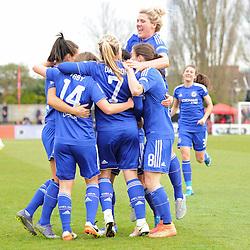 Arsenal Ladies v Chelsea Ladies |  Women's Super League | 21 April 2016