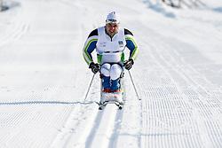 ROCHA Fernando, BRA, Long Distance Cross Country, 2015 IPC Nordic and Biathlon World Cup Finals, Surnadal, Norway