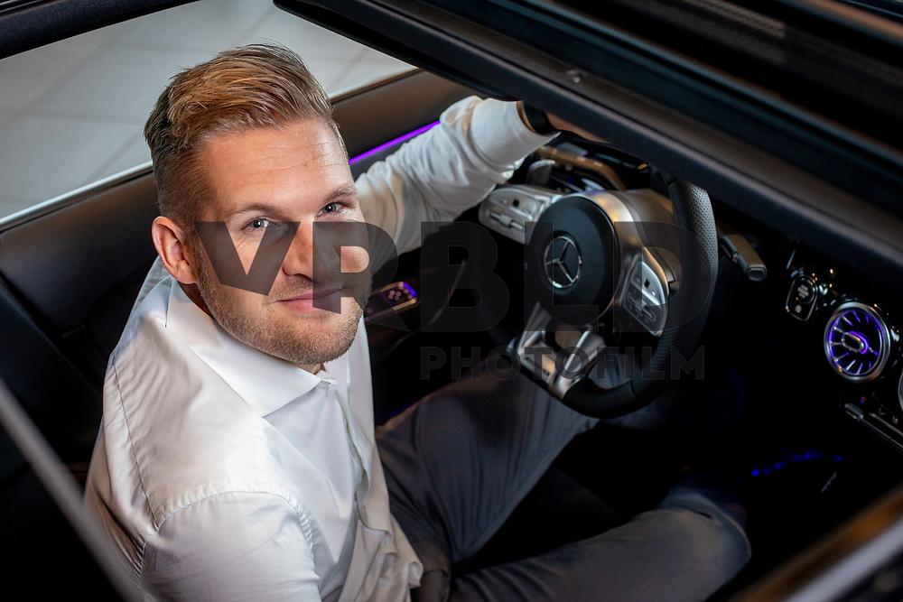 Leon van Bergen, verkoper personenwagens vestiging Zaandam.