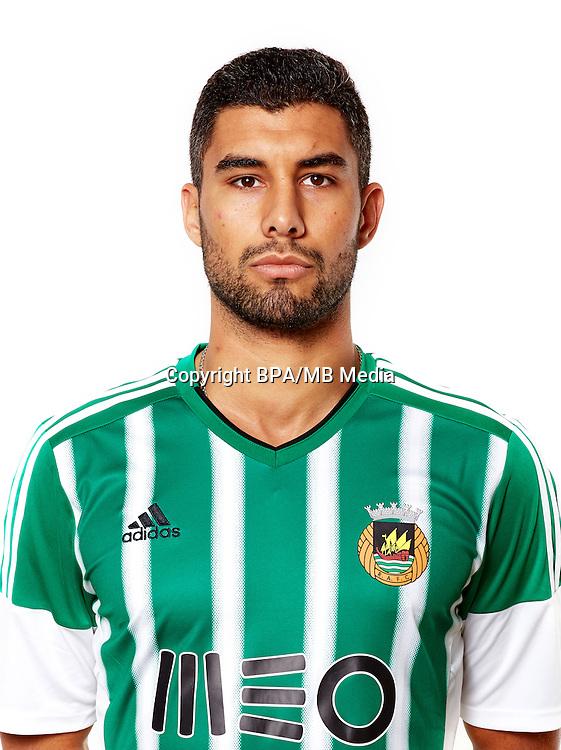 """Portugal - Primera Liga NOS 2016-2017 /  <br /> ( Rio Ave FC ) - <br /> Aníbal Araujo Capela """" Aníbal Capela """""""