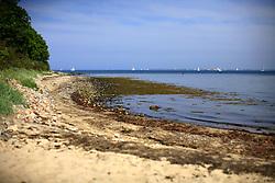 GERMANY SCHLESWIG-HOLSTEIN STRANDE 1JUN13 - Landscape at Strande close to the Baltic sea.<br /> <br /> <br /> <br /> jre/Photo by Jiri Rezac<br /> <br /> <br /> <br /> &copy; Jiri Rezac 2013