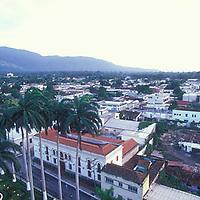 Panorámica de San Felipe al amanecer, Estado Yaracuy, Venezuela.