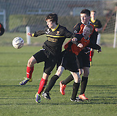 24-03-2014 Dundee v Aberdeenshire schoolboys