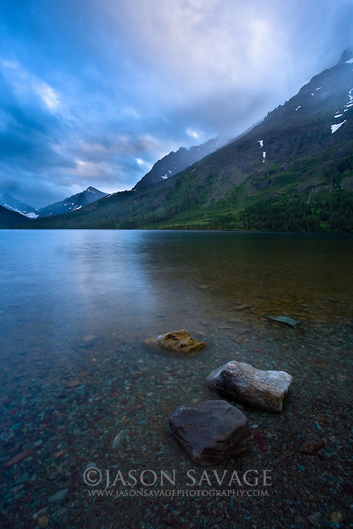 Two Medicine. Glacier National Park, Montana.