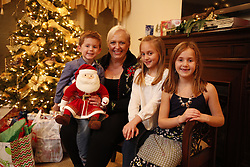 Christmas Eve with the Palmer's, Saturday, Dec. 24, 2016 at Anne's Home in Louisville.