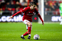Adam Nagy of Bristol City - Mandatory by-line: Robbie Stephenson/JMP - 10/12/2019 - FOOTBALL - Ashton Gate - Bristol, England - Bristol City v Millwall - Sky Bet Championship