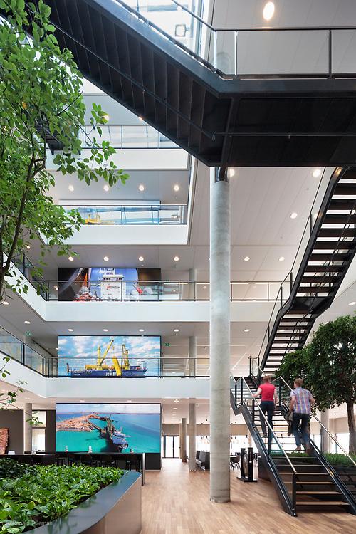 Kantoren Havenstraat Schiedam, Jumbo, Vopak, door MVSA_Architects