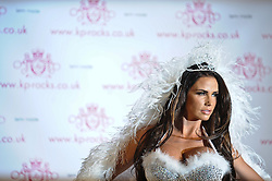 © Licensed to London News Pictures. 07/11/2012. London,UK.Photo call with Katie Price launching her new venture KP Rocks at The Worx Studios today 07 November 2012.Photo credit : Thomas Campean/LNP.