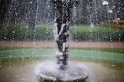 Belo Horizonte_MG, Brasil...Chafariz na Praca da Liberdade...The fountain in the Praca da Liberdade...Foto: JOAO MARCOS ROSA / NITRO