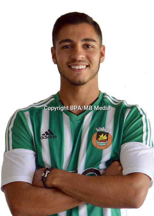 "Portugal - Primera Liga NOS 2016-2017 /  <br /> ( Rio Ave FC ) - <br /> Luis Rafael Soares Alves "" Rafa Soares """