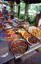 Food Market, Indonesia