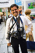 Photokina 2004, World's biggest fair for photography and imaging. Hard core photo freak.