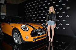 Monday 18th November 2013 saw a host of London hipsters, social faces and celebrities, gather together for the much-anticipated World Premiere of the brand new MINI.<br /> Attendees were among the very first in the world to see and experience the new MINI, exclusively revealed to guests during the party. Taking place in the iconic London venue of the Old Sorting Office, 21-31 New Oxford Street, London guests enjoyed a DJ set from Little Dragon, before enjoying an exciting live performance from British band Fenech-Soler.<br /> Picture Shows:-PEACHES GELDOF