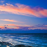 Fine art photographs of the Bahamian skies during seasonal and weather changes, sun rise and sun set