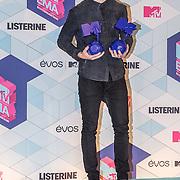NLD/Rotterdam/20161106 - MTV EMA's 2016, Shawn Mendez