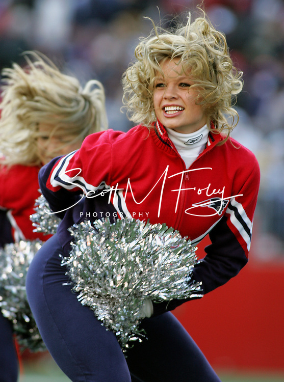 New England Patriots Cheerleader, Ashleigh vanGerven