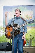 Pokey LaFarge, Old Settler's Music Festival, Austin, Texas, April 18, 2015.