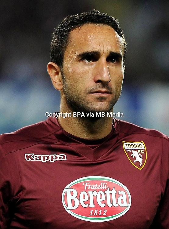 Italian League Serie A -2014-2015 / <br /> ( Torino FC  ) - <br /> Cristian Molinaro
