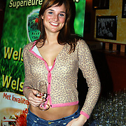 Uitreiking populariteitsprijs 2004, Lieke van Lexmond