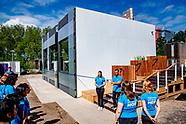 TU Delft studenten onthullen prototype van modulair en energie producerend appartement