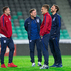 20161010: SLO, Football - FIFA World Cup 2018 Qualifying, Press conference of England